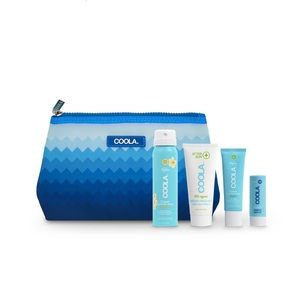 Coola Organic Suncare Travel Set 4 Piece